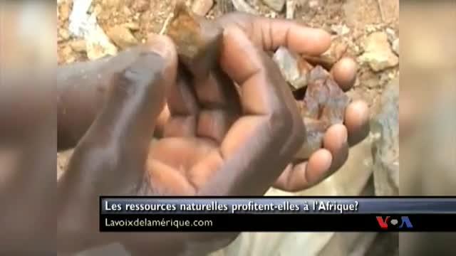 Washington Forum: Les ressources naturelles profitent-elles aux Africains ?