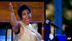 音樂大師靈魂歌后艾瑞莎·富蘭克林(Aretha Franklin)逝世