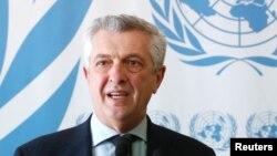 Berpirsê giştî yê UNCHR Filippo Grandî