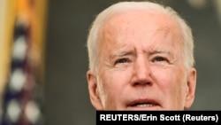 Rais wa Marekanit Joe Biden