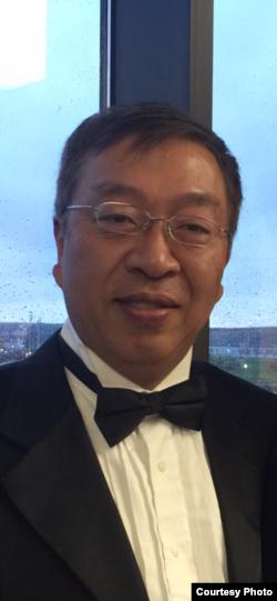 美国国务卿蓬佩奥的首席中国政策和规划顾问余茂春