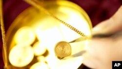 中国黄金需求增长