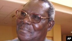 Balozi Seif Ali Iddi, makamu wa pili wa Rais wa Zanzibar