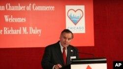 戴利市长称致力打造对华最友好城市