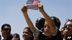 Los hispanos en EE.UU. suman 50,5 millones, el 16 por ciento de todos los habitantes del país.