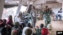 Le groupe armé URDPC/CODECO dans la province d'Ituri, le 19 septembre 2020.