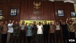 Tokoh Agama dan Pemerintah Jawa Timur siaga kemungkinan penyebaran Terorisme (foto:dok)