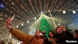 Ukraine New Year celebrations