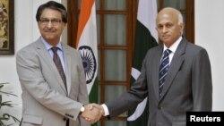 پاک بھارت سیکرٹری خارجہ