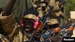Bạo động bùng ra cách đây 8 ngày tại thủ đô Juba.