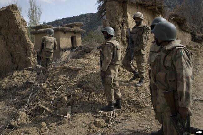 جنوبی وزیرستان میں عسکریت پسندوں کے خلاف پاکستان کی فوج نے 2009 میں 'آپریشن راہِ نجات' کیا تھا۔