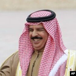 Bahrain's King Hamad bin Isa Al-Khalifa (file photo)