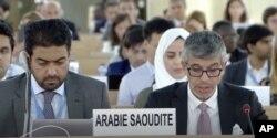 عبدالعزیز الواصل سفیر عربستان سعودی در سازمان ملل، مقر ژنو