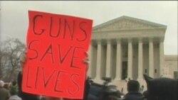 Sử dụng súng tại Mỹ