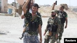 Šiitski volonteri koji se bore protiv ekstremista iz redova Islamske države u Iraku, 31. avgust 2014.