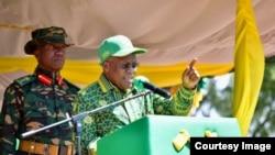Rais wa Tanzania Dr John Pombe Magufuli