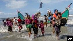 Bangladesh ဘက္ကိုေရာက္လာတဲ့ ဒုကၡသည္မ်ား