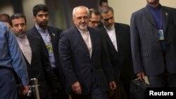 ایرانی وزیر خارجہ جاوید ظریف
