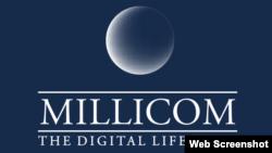 Millicom logo (Capture d'écran)