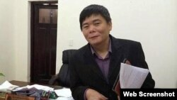 Luật sư Trần Vũ Hải. Photo Facebook Vu Hai Tran