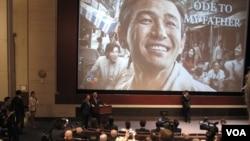 한국 현대사의 격동기를 그린 한국영화 '국제시장'이 지난 3일 미국 워싱턴의 의회 건물에서 상영됐다.