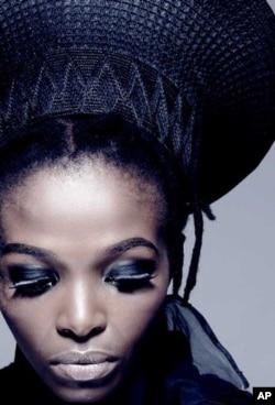 Xhosa singer Simphiwe Dana