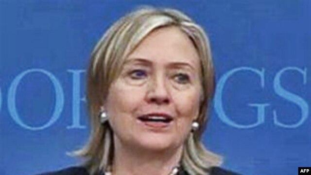 Državna sekretarka Hilari Klinton