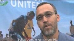 Pengungsi Coba Bangkit Lewat Sepakbola - Liputan Feature VOA