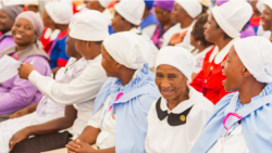 Udaba lokuvunyelwa kwabahlatshwe ijekiseni yeCovid 19 Vaccine kuphela emacaweni siluphiwa nguMavis Gama