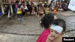 Đa số ca bệnh là trẻ em dưới 3 tuổi, sống ở miền nam và miền trung Campuchia