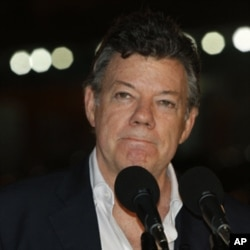 Amerika qit'asi davlatlarining oltinchi sammitiga Kolumbiya prezidenti Xuan Manuel Santos mezbonlik qilmoqda
