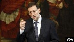 """El presidente se mostró convencido de que España la superara """"como Iberoamérica superó también el pesimismo de los que hablaban de décadas perdidas""""."""