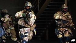 伊拉克安全局勢緊張。