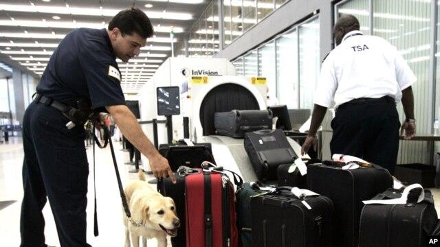 미국 시카고 오헤어 국제공항. (자료사진)