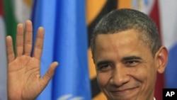 اوباما: حمله بر لیبیا مأموریت بشری است