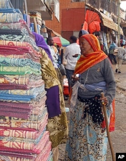 Everything from cloth to DVD players are smuggled in from Somaliand and to Ethiopia daily, and dominate many local markets. Often the materials arrive on camels or donkeys.