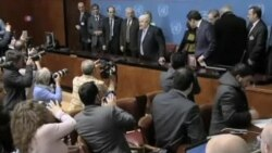 Syria Talks to Continue After Difficult First Round