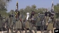 Jaringan teroris Boko Haram di Nigeria (Foto: dok).