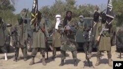 Mayakan Boko Haram.