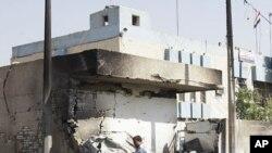 کشته و زخمی شدن دهها نفر در نتیجه انفجارات در بغداد