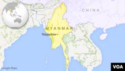 Myanmar là nơi sản xuất ma tuý tổng hợp nhiều nhất.