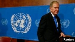 Ông Michael Kirby, Chủ tịch Ủy ban Điều tra về Nhân quyền ở Bắc Triều Tiên