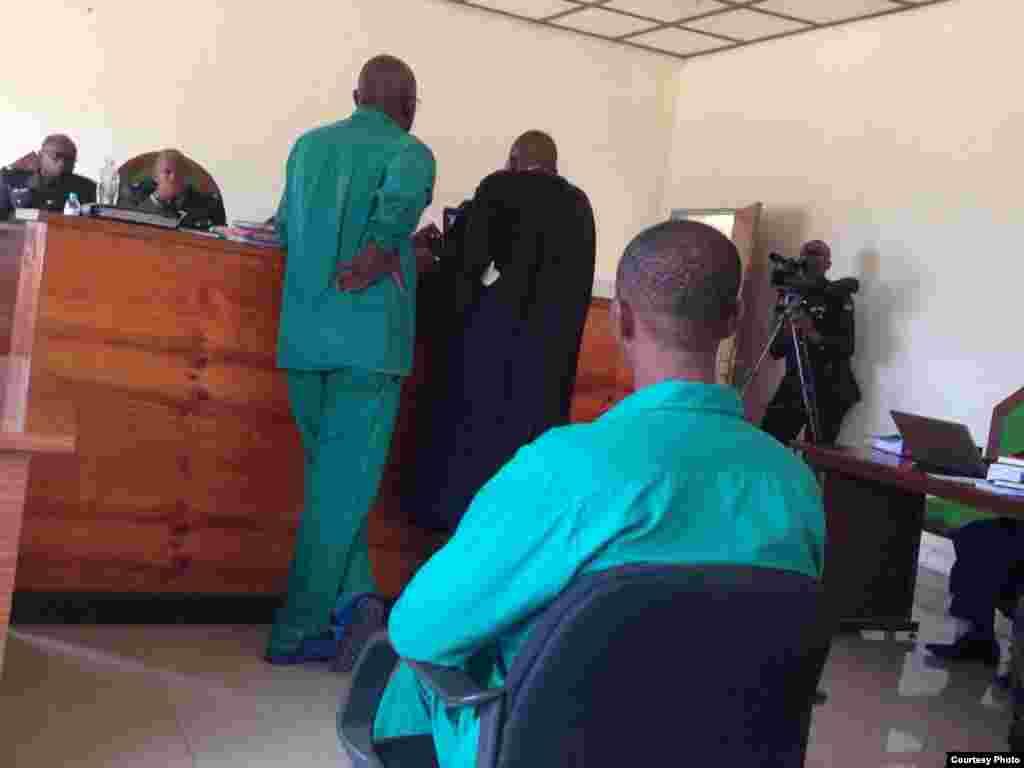 Rwanda Senior Military Trial 1