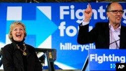 Tom Pérez respaldó a Hillary Clinton durante la campaña presidencial.