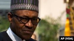 Shugaban Najeriya mai ci a yanzu, Muhammadu Buhari