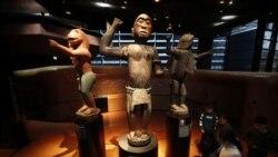 2Rs, África Ocidental: Devolver ou não os artefactos africanos