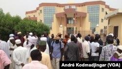 Reportage d'André Kodmadjingar, correspondant VOA Afrique à N'Djamena