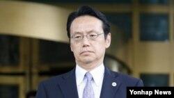 가나스기 겐지 신임 6자회담 일본측 수석대표 (자료사진)