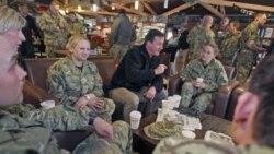 بریتانیا عملیات نظامی در افغانستان را تمدید نخواهد کرد