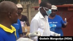 At least 11 Zimbabweans tested positive for coronavirus COVID-9. Three of them have died.